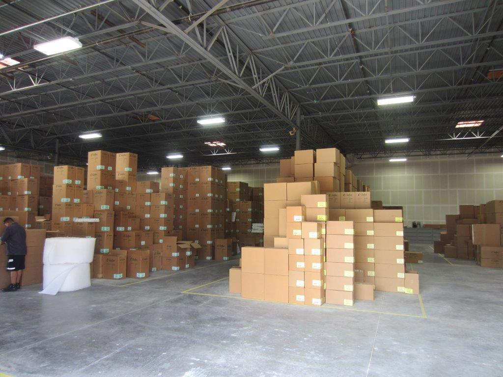 Century Sales & Services New Office & Warehouse
