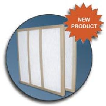 GDS Fiberglass Disposable Panel Filters
